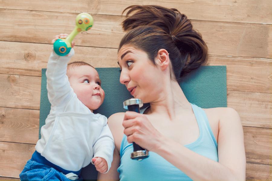 Microbiota intestinal do bebê e seu papel na saúde