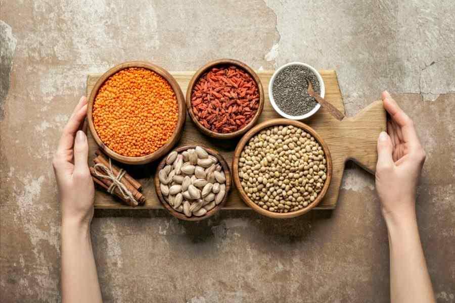 Tudo sobre proteínas de origem vegetal: leguminosas, cereais e castanhas