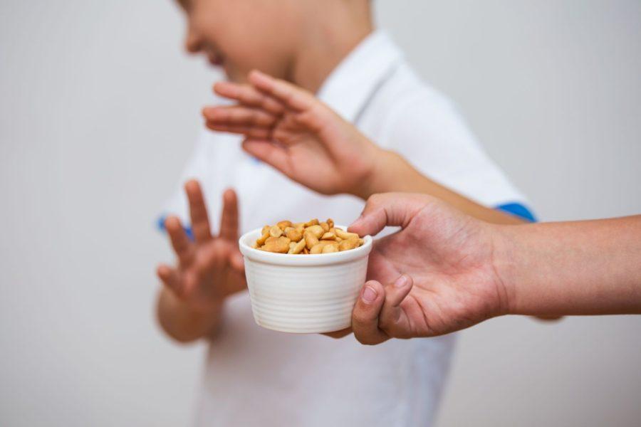 Alergias alimentares na infância: o que são, e como lidar com elas?
