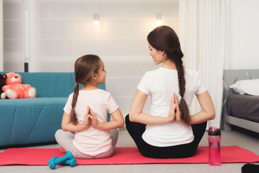 Como o Yoga pode ajudar seus filhos a crescerem melhor?