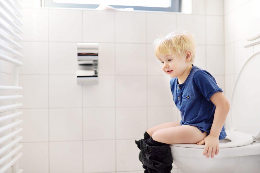 Como lidar com a constipação intestinal na infância?