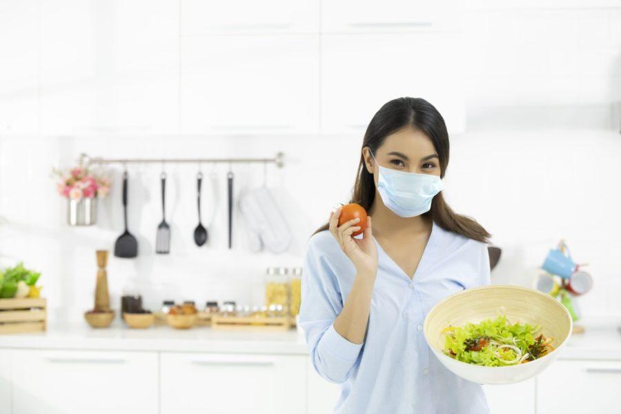 Comer bem na quarentena: como ter uma alimentação saudável durante a pandemia?