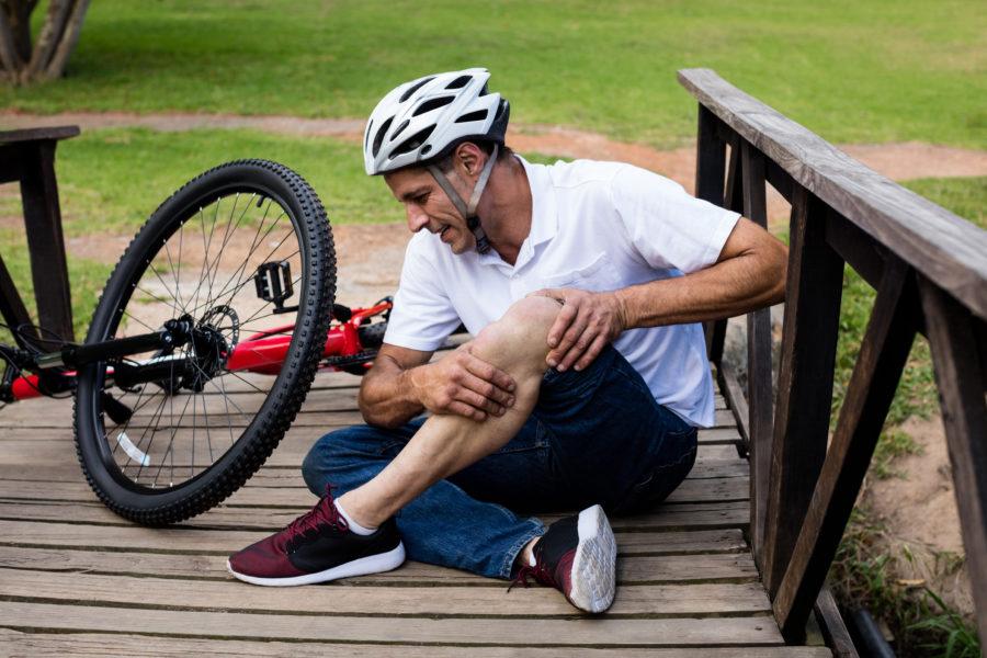 Lesões no ciclismo: quais são as mais comuns?